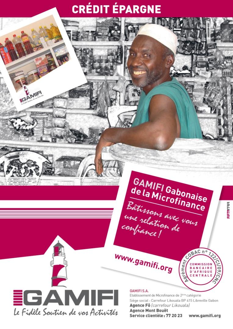 Affiche pour la Gamifi